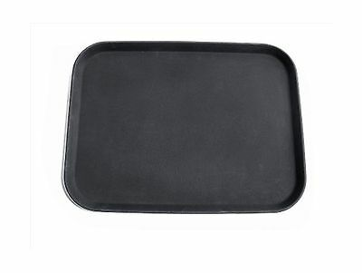 New Star 25279 NSF Plastic Rectangular Rubber Lined Non-Slip Tray 16 by 2... New