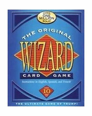 Wizard Card Game New