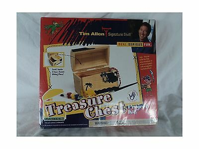Tim Allen's Treasure Chest Project Kit by TOOL TIME New