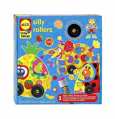 ALEX Toys - Early Learning Silly Rollers - Little Hands 1424 New