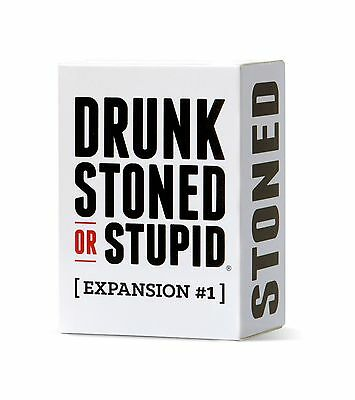 DRUNK STONED OR STUPID: First Expansion New