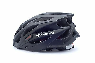 SUNVP Adult Bike Cycling Helmet for Road Mountain (Large Black) Large New