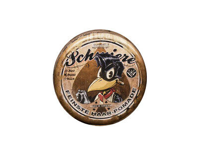 (9,99 EUR/100 ml)  Schmiere Pomade Haarpomade Special Edition Poker mittel Rumbl