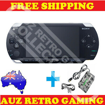 Sony Playstation PSP portable Console + Charger - Refurbished PSP-1000