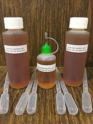 330.94ml/11.19oz NEEDLE TIP BOTTLE COMBO KESTER 186 ROSIN NO CLEAN FLUX