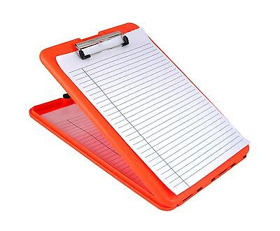 Saunders SlimMate Plastic Storage Clipboard Letter Size 8.5-Inch X 12-Inc... New
