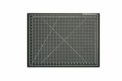 "Dahle 10672 Vantage Cutting Mat 18"" x 24"" Black New"