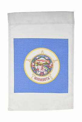3dRose fl_158376_1 Flag of Minnesota-Us American State United States of A... New