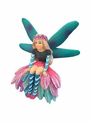 Katrina the Fairy  a Miniature Fairy Statue for Your Fairy Garden Figurin... New