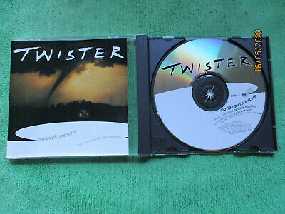 Twister. Film Soundtrack. Compact Disc. 1995. Made In Germany