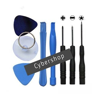 8 Repair Tools For Cell Phone Mobile Set Kit LG HTC Samsung iPhone +From Chicago