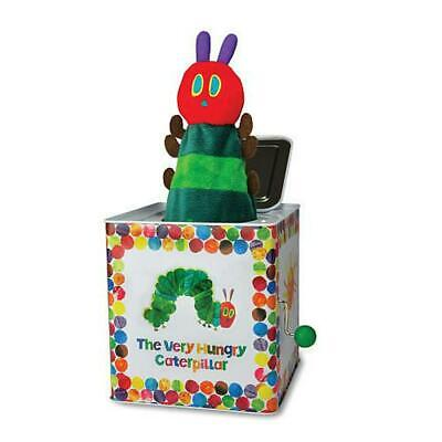 The Very Hungry Caterpillar Jack In The Box Free Shipping!
