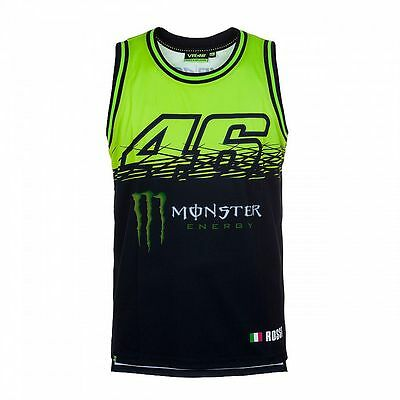 VR46 Official Valentino Rossi Monza Monster Unisex Vest - MOUTT 274828