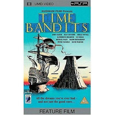 Time Bandits [UMD Mini for PSP] [1981] - DVD  56VG The Cheap Fast Free Post