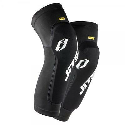 New Jitsie Adult Trials Knee Guards Protector Dynamik Cycle MX Enduro Armour