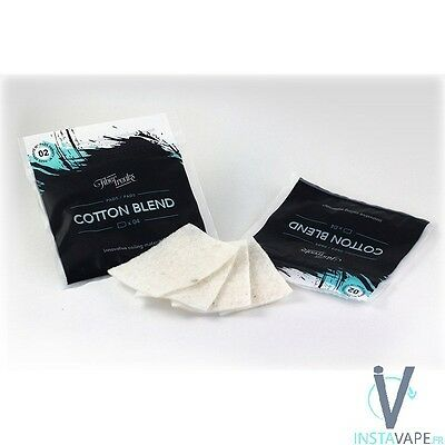 Pads Cotton Blend - Fiber Freaks