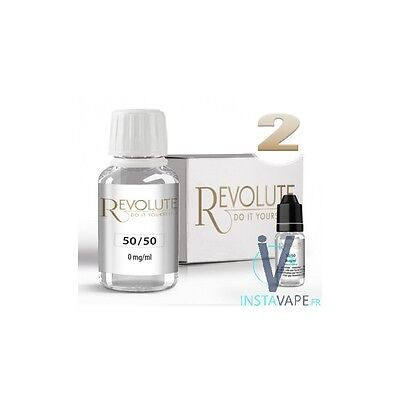 Pack Start 50%PG / 50%VG (100 ml) - Révolute