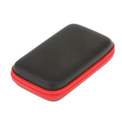Hard Drive Case Portable Electronics Accessories Travel Organizer Cover