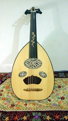 Professional Egyptian Oud With Soft Case