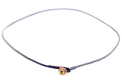Leather Thong Necklace