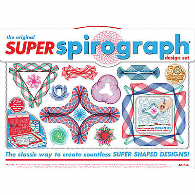 Spirograph Das Original Super Kit