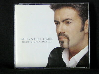 George Michael. The Best Of. 2-CD Set. Compact Disc. 1998. Australia Made