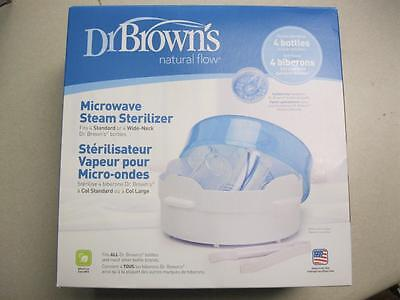 Dr. Brown's Natural Flow Microwave Steam Sterilizer