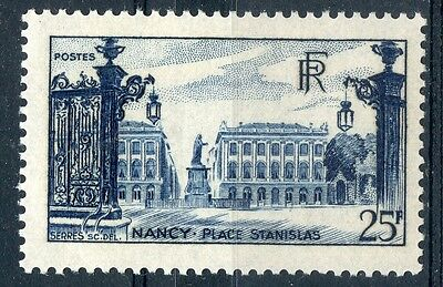 Promo / Stamp / Timbre France Neuf N° 822 * Place Stanislas Nancy