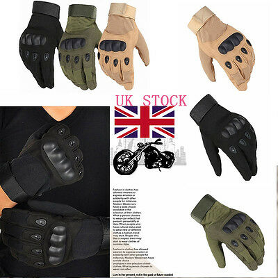 UK Tactical Military Cycling Bicycle Climbing Outdoor Multi-functional Gloves