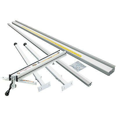 Shop Fox W1720 Aluma-Classic Fence with 79-inch Rails for Table Saws