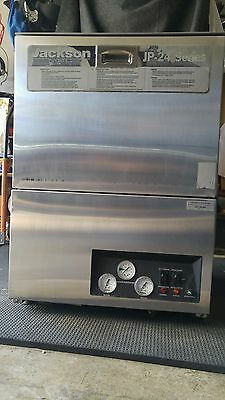 Jackson Jp-24B Under Counter With Booster Heater High Temp Dishwasher