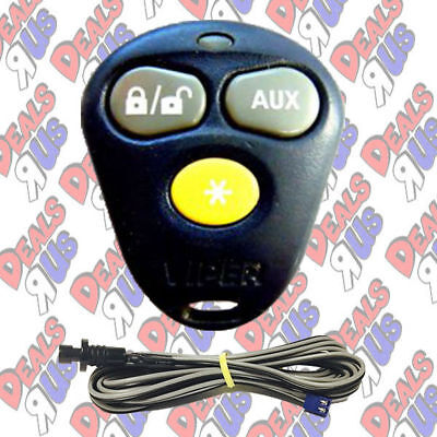Viper 473v 3 Button Replacement Remote Control Transmitter Directed