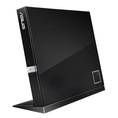 ASUS SBC-06D2X-U CD BLU-RAY Black Extern BluRay-Combo Hi-Speed USB schwarz