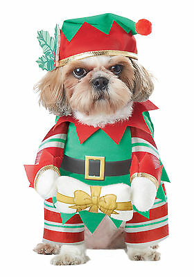 California Costumes Collections PET20132 Elf Pup