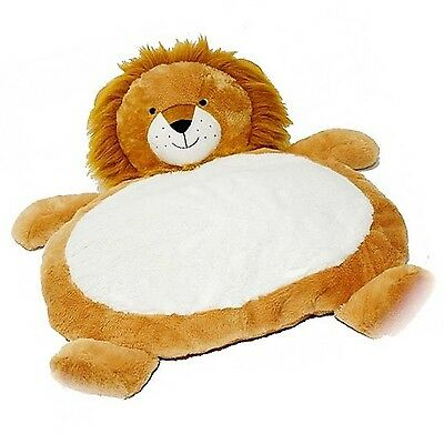 FUZZY FACTORY LION SUPER SOFT PLUSH BABY MAT - From Birth **FREE DELIVERY**