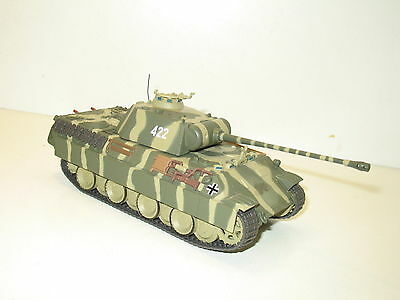 1/43 ATLAS, grand char PANTHER G CAMO, militaire