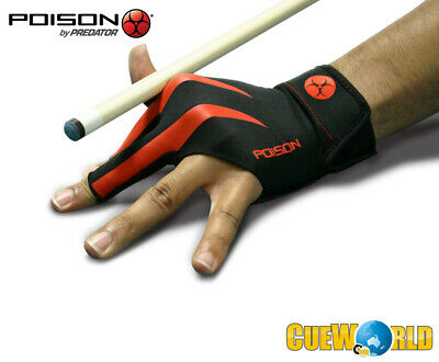 Poison Pool Biiliards Snooker Glove