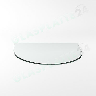 Spark Guard Plate Chimney Stove Glass Bottom Plate Baseplate Plate Glass G2 8mm