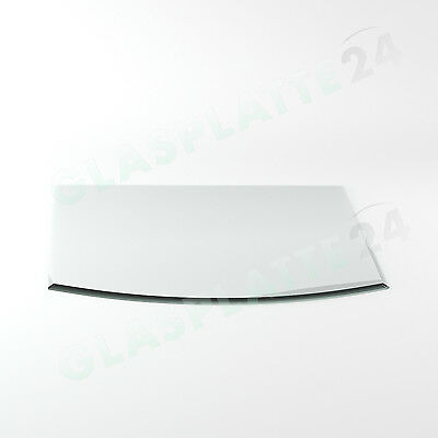 Spark Guard Plate Chimney Stove Glass Bottom Plate Baseplate Plate Glass G5 8mm