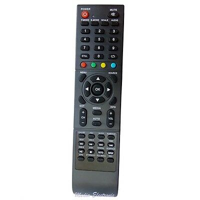TV Remote Control for Arielli 2100-ED00ARIE LED-24DN6T2 LED-32DN6T2 LED-43DN6T2