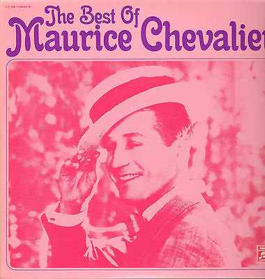 MAURICE CHEVALIER - The Best Of 2 LP NM- 148 11884/85