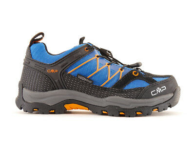 CMP Hiking shoes Hiking shoe blau waterproof Textile Quick relase
