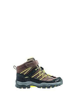 CMP Hiking shoe Hiking shoes Ankle shoe Rigel brown water resistant