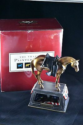 Westland The Trail of Painted Ponies Fallen Heroes Memorial Pony 3E Retired