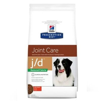 12kg Hill's Canine j/d Reduced Calorie Joint Care Bravam Hund 052742613901