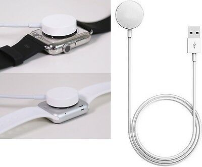 Apple Watch Magnetic Charging Cable 1M White MKLG2AM/A OEM