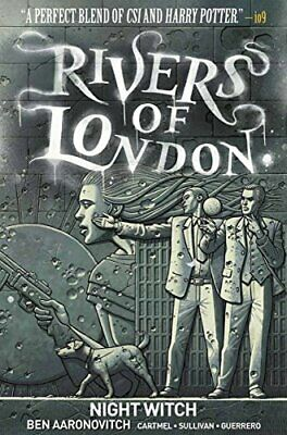 Rivers of London: Volume 2 - Night Witch by Lee Sullivan Book The Cheap Fast