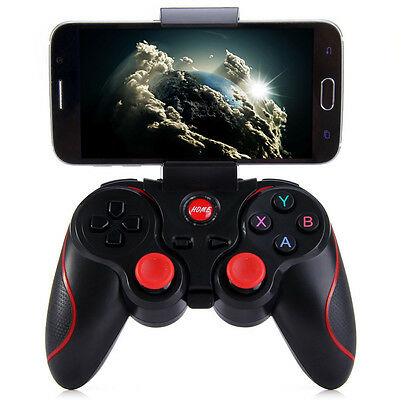 T3 Smart Phone Game Controller Wireless Joystick Bluetooth 3.0 Android Gamepad