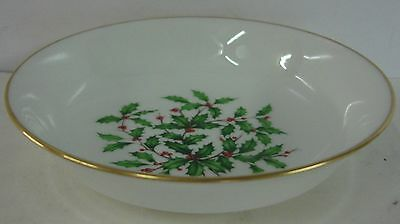 Oxford Lenox HOLIDAY Fruit Berry Bowl BEST More Available