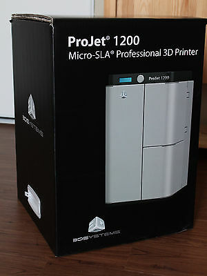 3D Systems Projet 1200 3D Printer | NEW, Sealed in original packaging!
